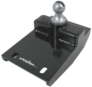 Reese Elite Series Under-Bed Gooseneck Trailer Hitch Head Kit