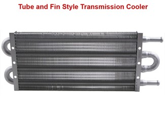 Tube and Fine Cooler