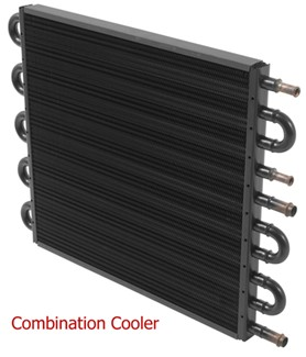 combination cooler