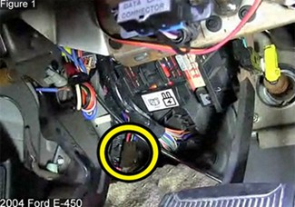 brake controller installation on a ford full size van etrailer com ford wiring harness