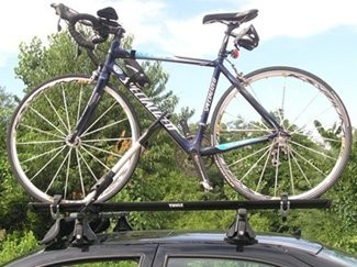 Roof-Mounted Bike Rack