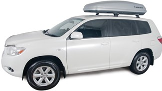 Cargo Box for Skis
