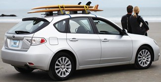 Rooftop Surfboard Carriers