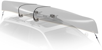 Yakima Foam Block Rooftop Canoe Carrier