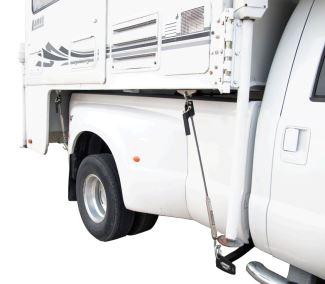 How to Mount a Truck Bed Camper | etrailer com