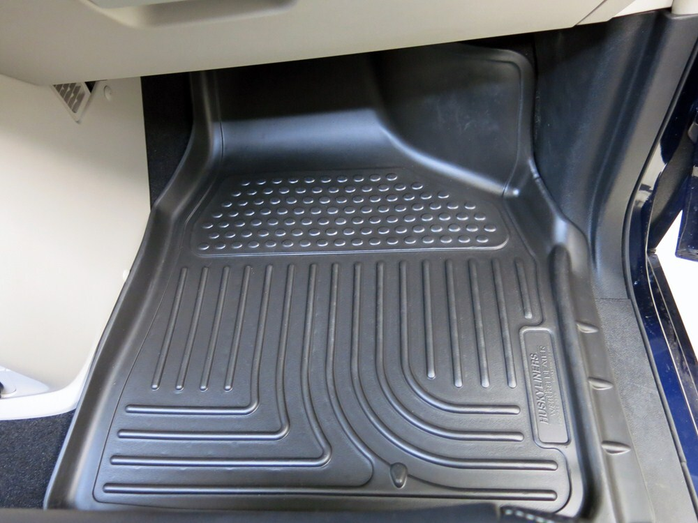 Floor Mats For 2012 Chrysler Town And Country Husky
