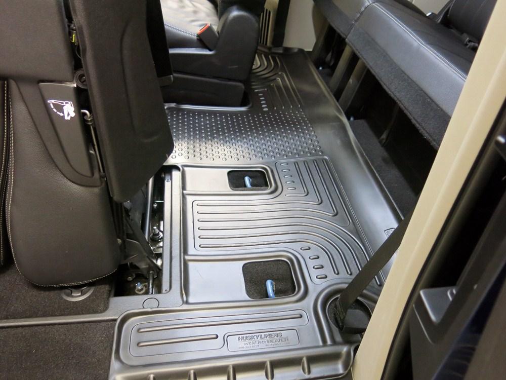 Floor Mats by Husky Liners for 2013 Grand Caravan - HL19091