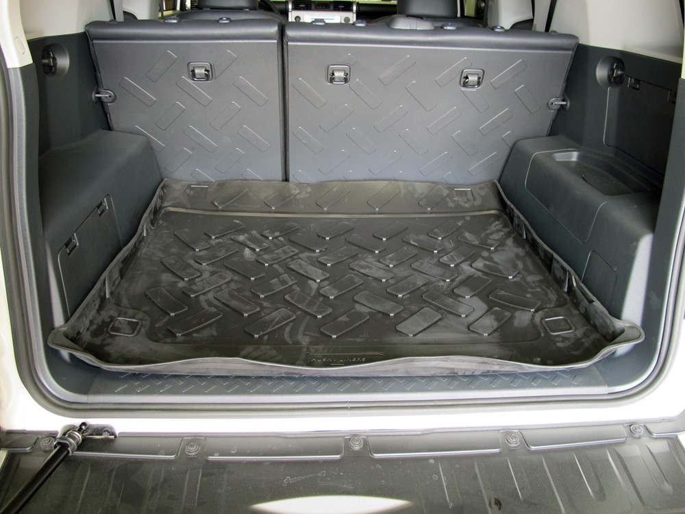 floor mats for 2012 toyota fj cruiser husky liners hl25951. Black Bedroom Furniture Sets. Home Design Ideas