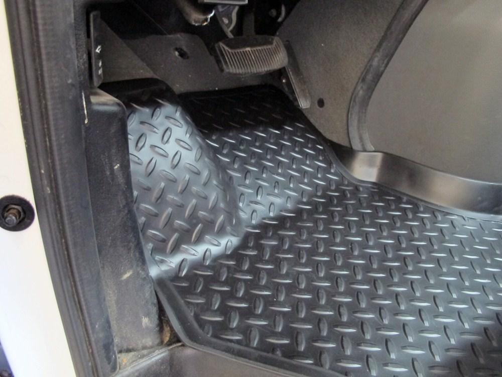 Husky Liners Classic Custom Auto Floor Liners Front