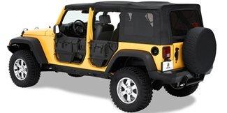 Bestop Jeep Door Overview   etrailer.com