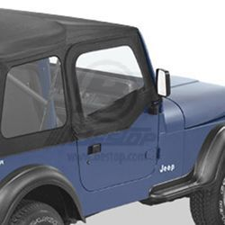 Jeep Soft Upper Door outside view
