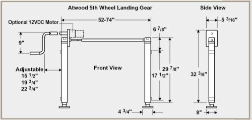camper electric jack wiring diagram