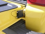Bully Tailgate Lock for Removable Tailgates
