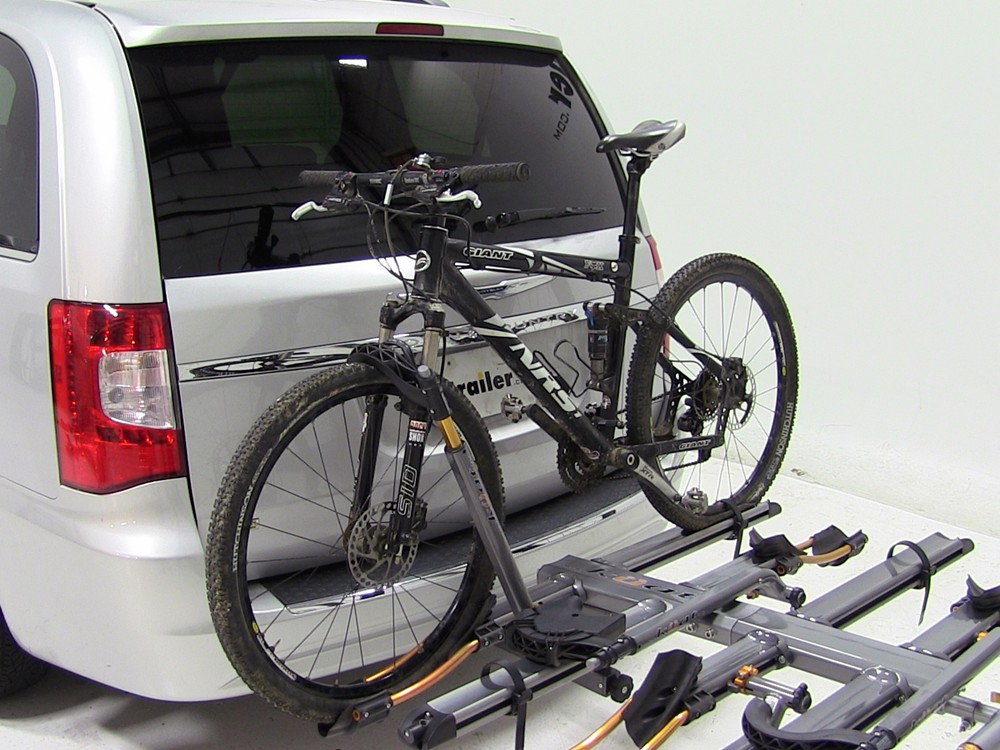 bike rack and towing