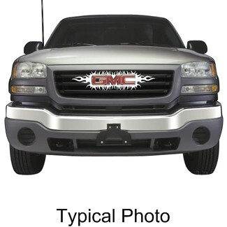 GMC Canyon, 2004 Custom Grilles Putco P300149