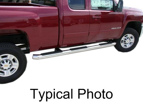 2002 F-150 by Ford Tube Steps - Running Boards Putco P45146