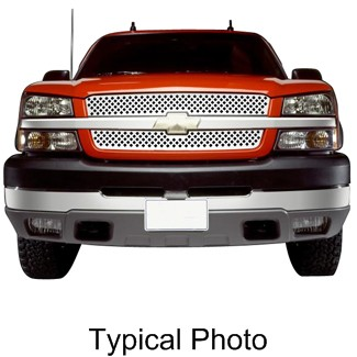 Chevrolet Colorado, 2011 Custom Grilles Putco P64216