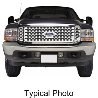 2008 F-250 and F-350 Super Duty by Ford Custom Grilles Putco P64297