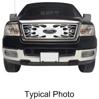 2008 Mustang by Ford Custom Grilles Putco P89144