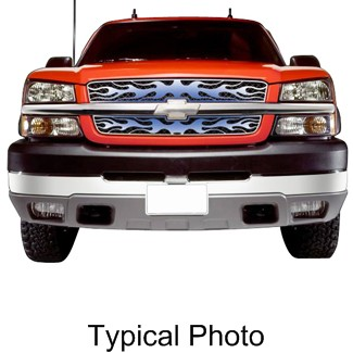 Chevrolet Colorado, 2007 Custom Grilles Putco P89448