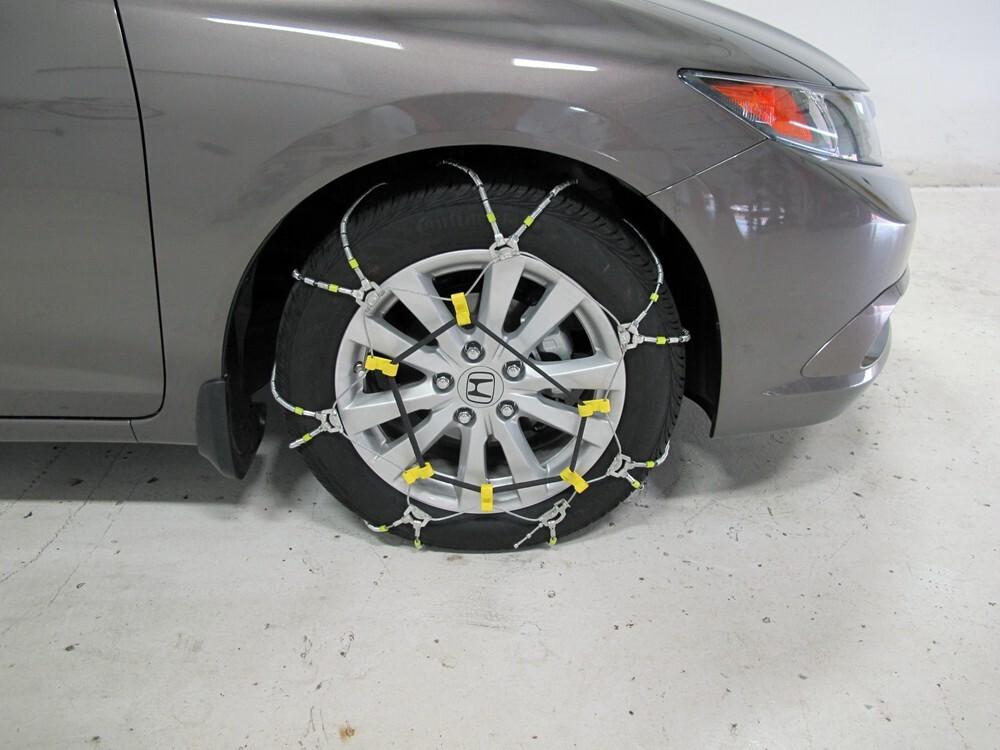 Glacier Tire Chains for hyundai Elantra 2011 PW1930V