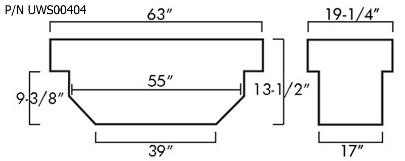 1986 toyota pickup bed dimensions
