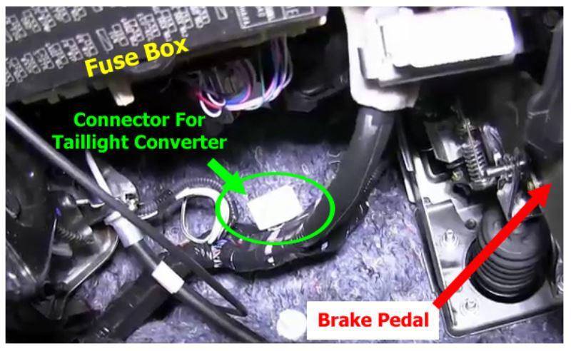Brake Controller Installation In 2013 Toyota Highlander
