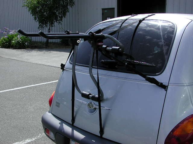 Which Trunk Mounted Bike Rack Is Best For A 2008 Chrysler