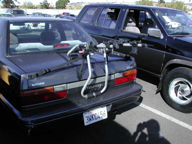 Is the Yakima Super Joe 2 the Right Bike Rack For a 1991 ...