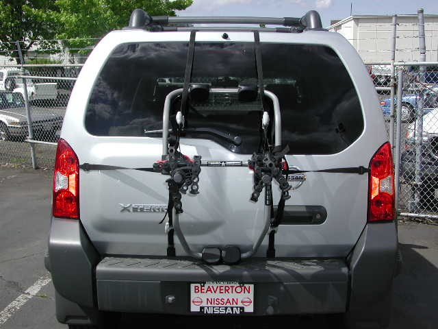 2001 nissan xterra bike rack Nissan xterra bike rack interior