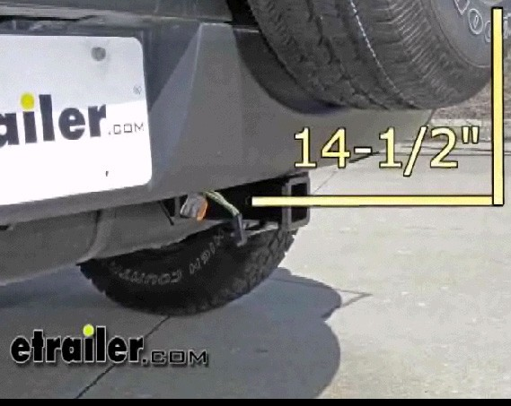 Will A Thule Apex 4 Bike Rack Work On A 2011 Jeep Wrangler