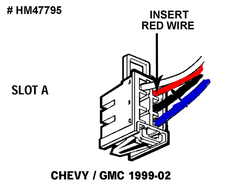 Parts Needed To Install An Impulse Trailer Brake Controller On A 2001 Chevy Silverado 2500