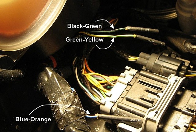 Location Of A Chmsl Wire On A 2011 F350 For Third Brake