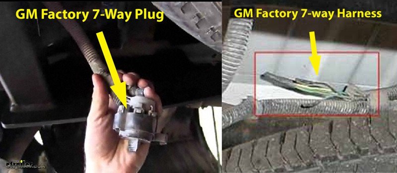 Trailer Wiring Diagram For Gmc Sierra : Brake controller wiring locations for gmc sierra