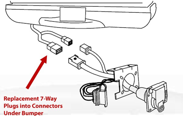 installing hopkins tow package wiring kit   hm11143395 on 2008 toyota tundra