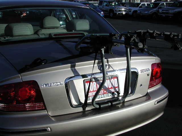 yakima trunk bike rack installation instructions
