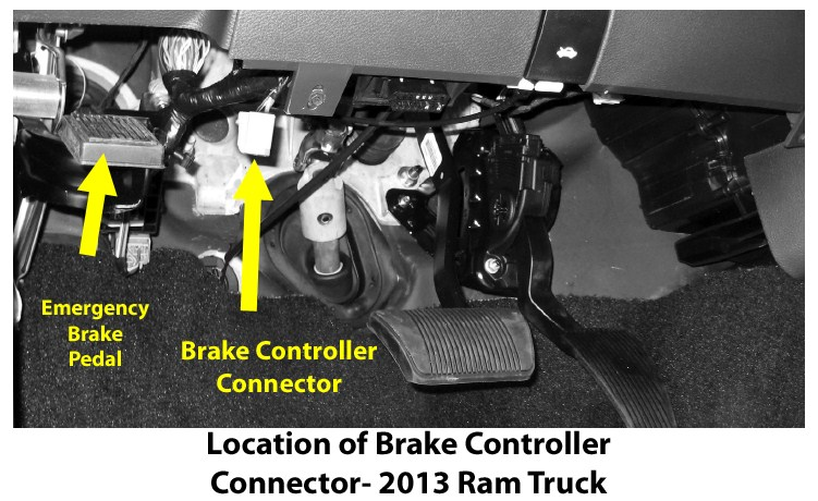 how to install a brake control on 2014 f250 autos weblog. Black Bedroom Furniture Sets. Home Design Ideas