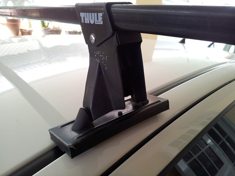 Thule Roof Rack Parts >> Replacement Foot Cover for a Thule Aero 400XT | etrailer.com