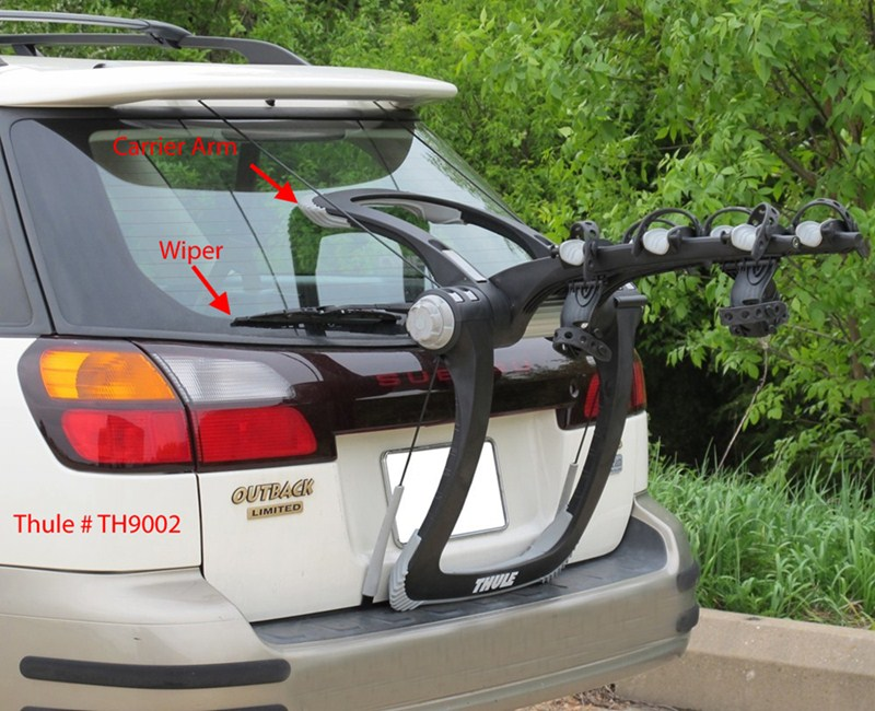 Will Rear Wiper On Jetta Sportwagen Interfere With Thule