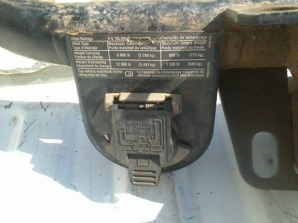 Replacement 7 Way Trailer Connector for a 2003 Chevy