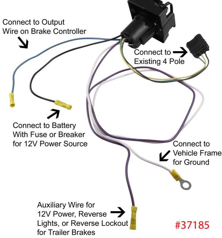 2004 Ford F150 Brake Controller Wiring