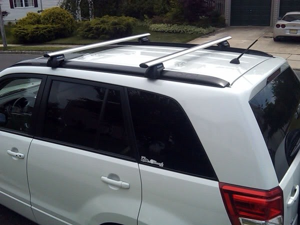 Roof Mount Bike Rack Recommendations For A 2007 Suzuki