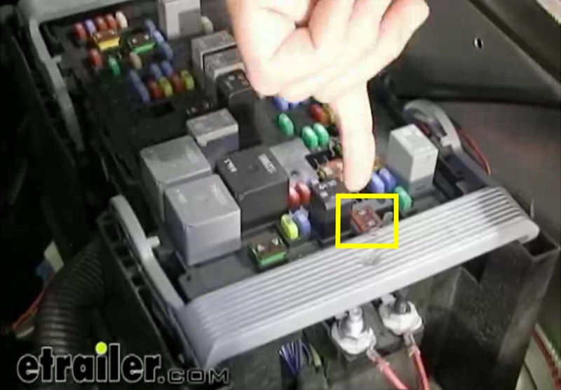 fuses and circuit breakers required for a brake controller. Black Bedroom Furniture Sets. Home Design Ideas