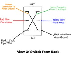 wiring for replacement switch on atwood landing gear ... atwood power switch wiring diagram #13