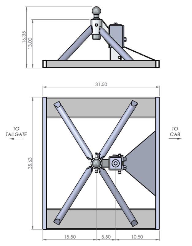Interior Dimension Of Andersen Ultimate 5th Wheel