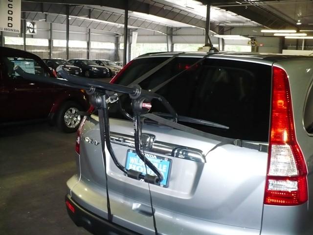 Will Yakima KingJoe Pro 3 Bike Rack, Part # Y02625-12 Fit 2008 Honda CR-V   etrailer.com