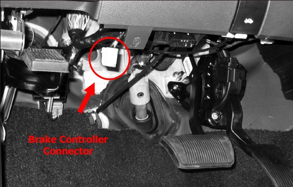 Installing Tekonsha P3 Brake Controller   90195 On 2012