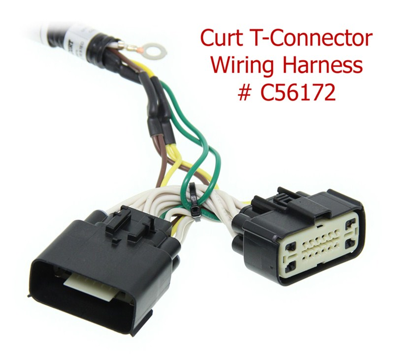Trailer Wiring Harness Fit For A 2013 Ford Explorer