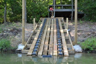 Nice How to build a boat roller ramp | Vhull