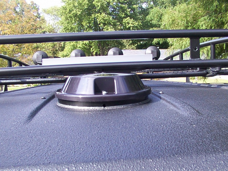 Cargo Area Vent Accessories And Modifications Ford